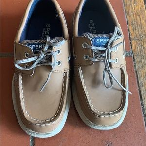 NEW no box toddler Sperry's
